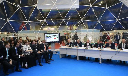 Шестой международный бизнес-саммите «Инвестиции в будущее: Россия!»