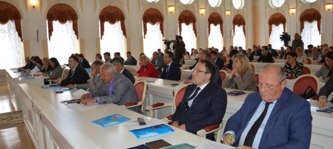 В Смольном 11 августа 2017 года состоялось заседание Общественного Совета