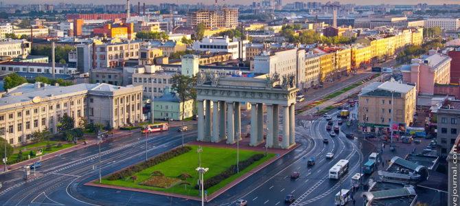 Отчетная конференция по развитию предпринимательства в Московском районе